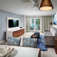 One Bedroom Suite at The Westin Grand Cayman, Grand Cayman, Cayman Islands