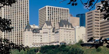 Fairmont Hotel Macdonald, Edmonton, AB, Canada