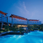 Outdoor Pool at Shangri-La Hotel Guilin, China