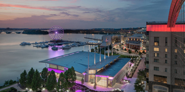 Gaylord National Resort, National Harbor, MD
