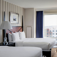 Double Guest Room at Gaylord National Resort, National Harbor, MD