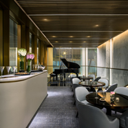 Piano Bar at The Murray, Hong Kong
