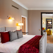 The Bebel Suite at Rocco Forte Hotel de Rome, Berlin, Germany