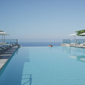 Infinity Pool at Jumeirah Port Soller Hotel and Spa, Mallorca, Spain