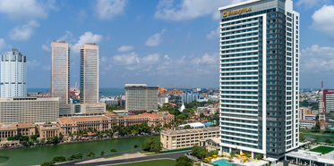 Shangri-La Hotel Colombo, Colombo, Sri Lanka