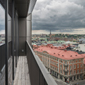 Suite Balcony Views, At Six, Stockholm, Sweden
