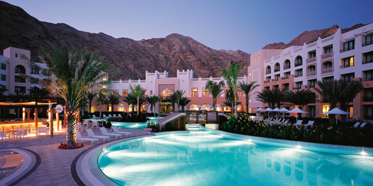 Shangri-La Barr Al Jissah Resort and Spa, Muscat, Oman
