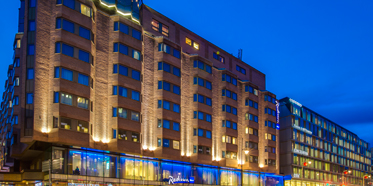 Radisson Blu Royal Viking Hotel Stockholm, Sweden