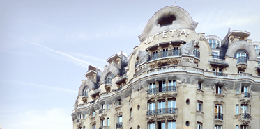 Hotel Lutetia, Paris, France