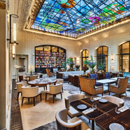 Dine at Hotel Lutetia, Paris, France