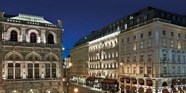 Hotel Sacher Wien, Austria