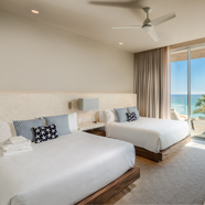 Double Guest Room at Solaz Resort, San Jose del Cabo, Baha California Sur, Mexico