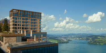 Buergenstock Hotel & Alpine Spa, Switzerland