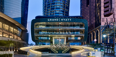 Grand Hyatt Abu Dhabi Hotel & Residences Emirates Pearl, United Arab Emirates