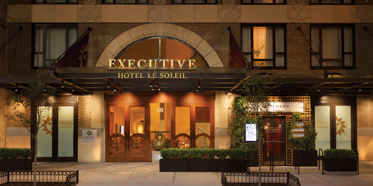 Executive Hotel Le Soleil, New York, NY