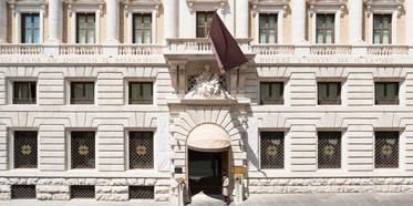 Aleph Hotel, Rome, Italy