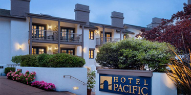 Hotel Pacific, Monterey, CA