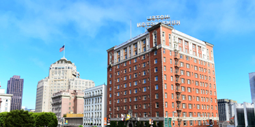 Huntington Hotel, San Francisco, CA