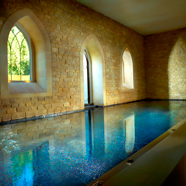 Relaxation Pool at The Royal Crescent Hotel, Bath, UK