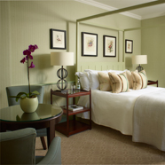 The Hertiage Room at The Royal Crescent Hotel, Bath, UK