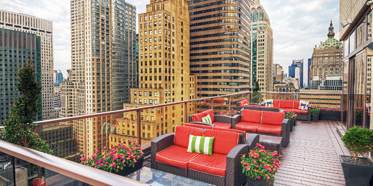 Terrace Lounge at Wyndham Midtown 45, New York, NY