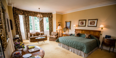 Guest Room at Inverlochy Castle, Inverlochy, United Kingdom