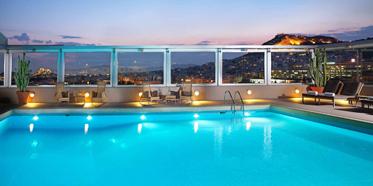 Divani Caravel Hotel Athens, Greece
