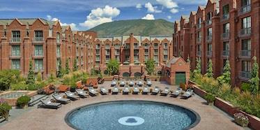 The St. Regis Resort in Aspen