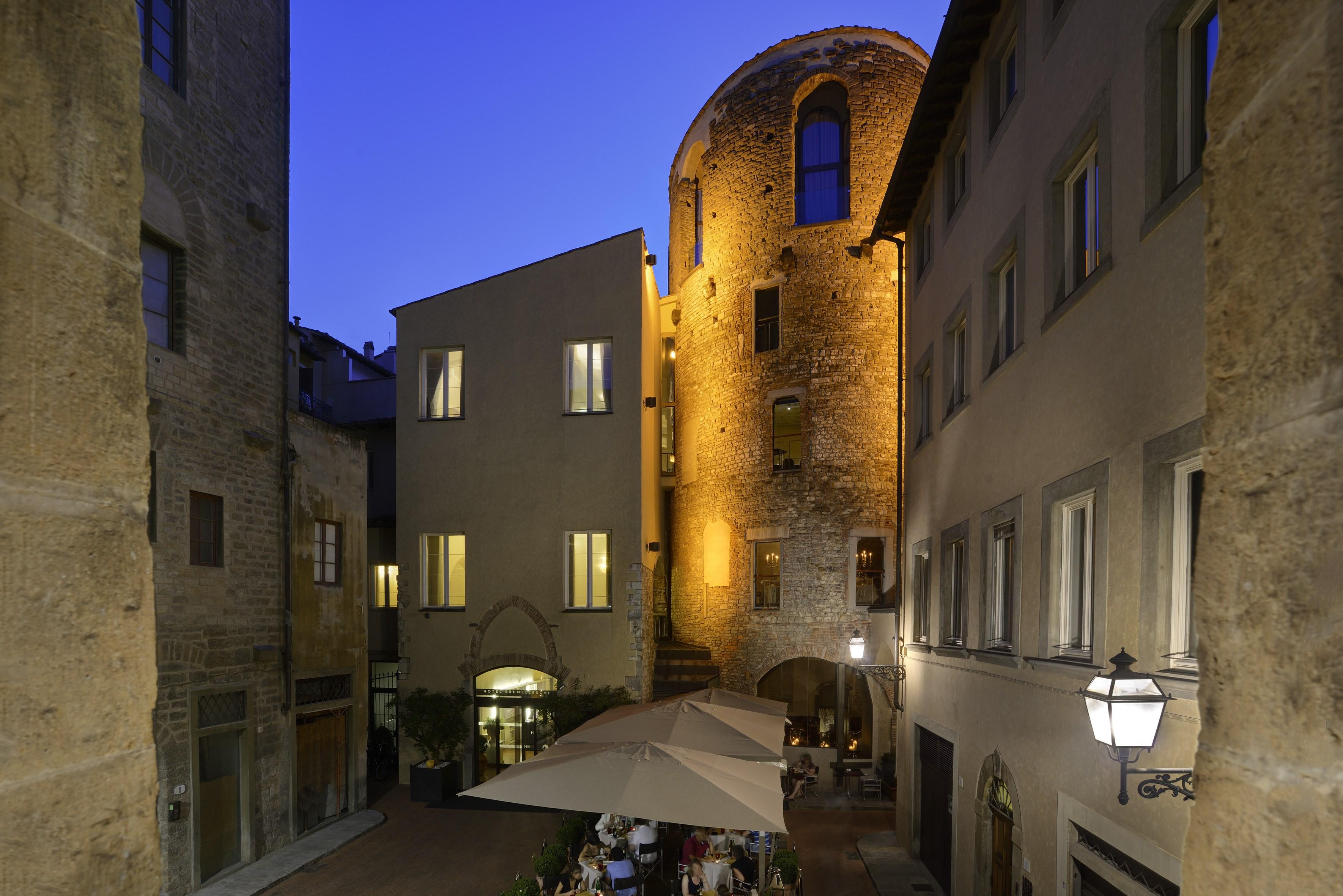 Brunelleschi Hotel Florence, Tuscany : Five Star Alliance