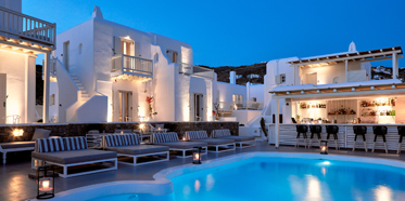 Mykonos Princess, Cyclades, Greece