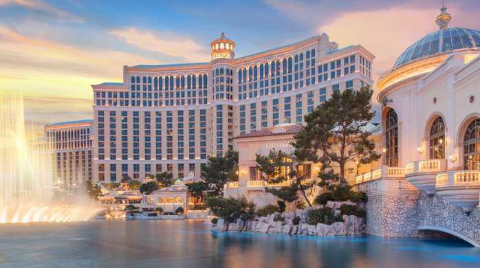 Bellagio Las Vegas Nv Five Star Alliance