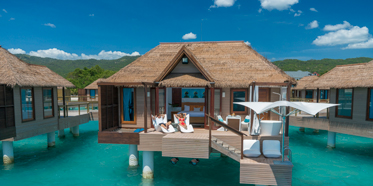 Overwater Villa at Sandals South Coast, Westmoreland, Jamaica