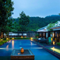 Villa Bath at Banyan Tree Tengchong, China