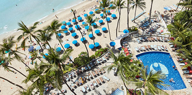 Outrigger Waikiki Beach Resort, Honolulu, HI