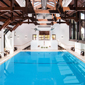 Indoor Pool at Pine Cliffs Hotel, Albufeira, Portugal