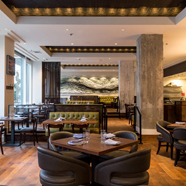 Dine at The Heathman Hotel, Portland, OR