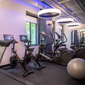 Fitness Center at The Heathman Hotel, Portland, OR