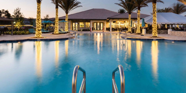 Outdoor Pool at Balmoral Resort Florida, Haines City, Florida