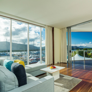 Horizon Room at Shangri-La Hotel The Marina Cairns, QLD, Australia