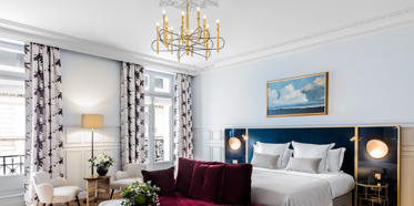 Prestige Junior Suite at Grand Powers, Paris, France