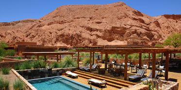 Outdoor Pool at Alto Atacama Desert Lodge & Spa, Chile