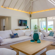Suite Living at Le Barthelemy Hotel and Spa, St. Barthélemy