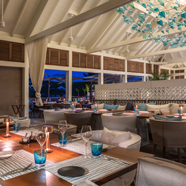 Dine at Le Barthelemy Hotel and Spa, St. Barthélemy