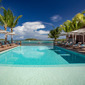 Outdoor Pool at Le Barthelemy Hotel and Spa, St. Barthélemy