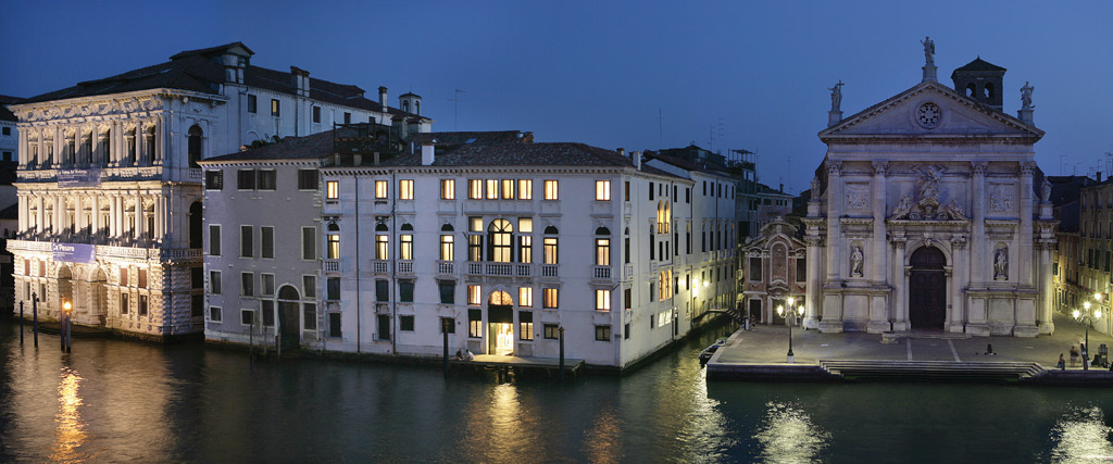 Hotel Palazzo Giovanelli and Gran Canal, Venice, Italy