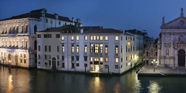Hotel Palazzo Giovanelli and Gran Canal, Venice, Italy