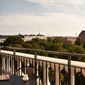 Terrace Views at Hotel St. George, Helsinki, Finland