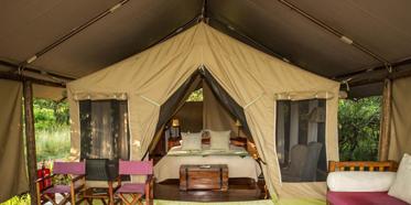 Karen Blixen Camp, Maasai Mara, Kenya