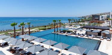 Infinity Pool at AMARA Cyprus, LIMASSOL, CYPRUS