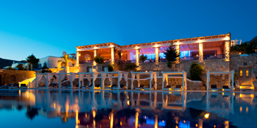 Dine at Mykonos Grand Hotel and Resort, Greece